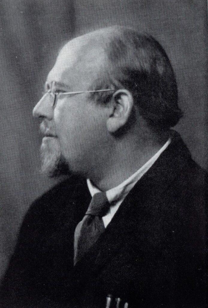 Edward Powys Mathers